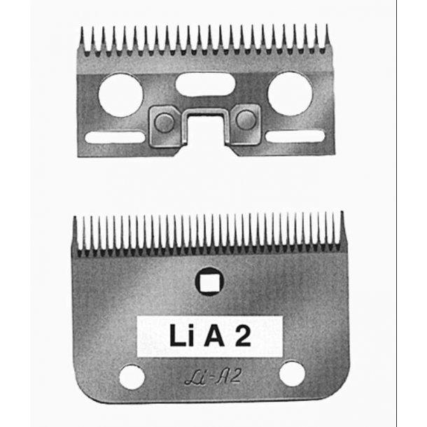 Liscop kamsæt A2 Standard