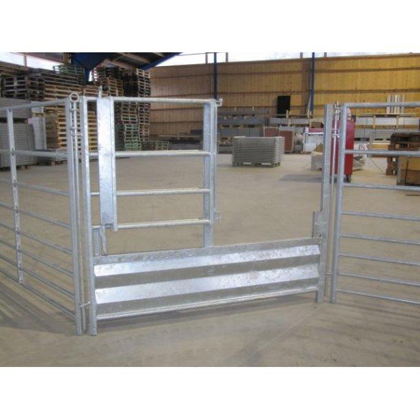 Lammeboks Front  -  Vælg størrelse
