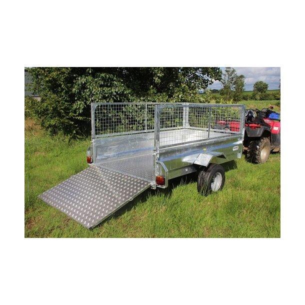 Quad-X trailer højside off-road