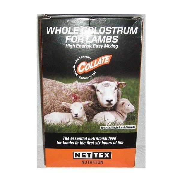 Colostrum - Råmælkserstatning