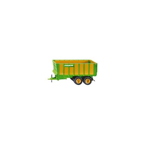 Ensilage vogn m/bløde hjul