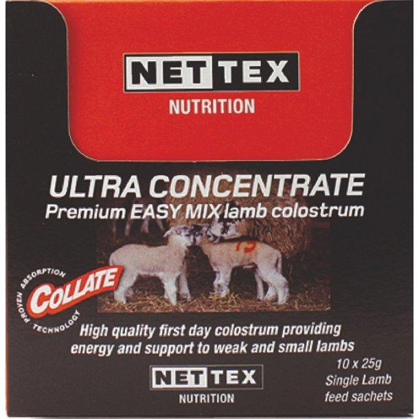 Colostrum Ultra Concentrate - brev á 25 gr.